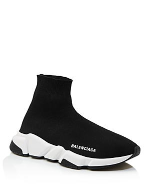 Balenciaga Women's Speed Light Sock Sneakers