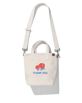 Kule - The Thank You Canvas Bucket Bag
