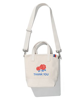 Kule - The Thank You Canvas Bucket Bag