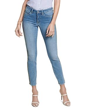 Nydj Alina Ankle Legging Jeans in Clean Sandspur