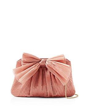 Loeffler Randall - Rayne Small Pleated Bow Frame Clutch