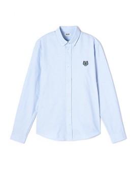 Kenzo - Men's Tiger Crest Button Front Shirt