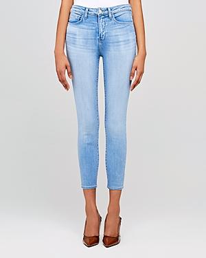 L\\\'Agence Margot High-Rise Skinny Jeans in Bellevue-Women