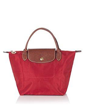 Longchamp - Le Pliage Small Top Handle Nylon Handbag