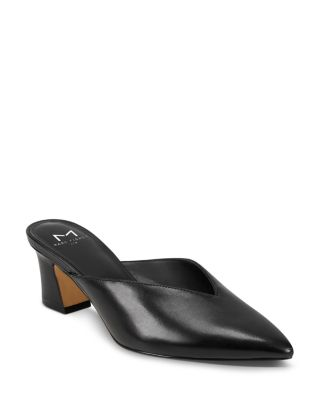 Bancy Pointed Mules