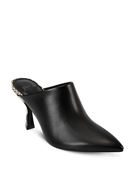Marc Fisher LTD. - Women's Paislee Pointed Mules