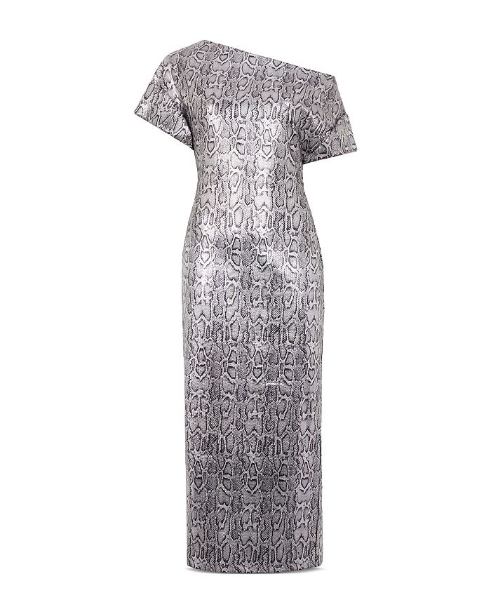 CHRISTOPHER KANE - Sequin Snake Print Dress