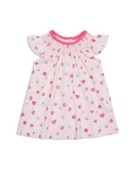 Peek Kids - Girls' Valentina Strawberry Print Dress - Baby