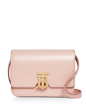 Burberry - Mini Leather TB Bag