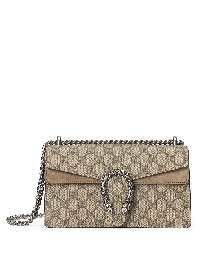 Gucci - Dionysus GG Small Shoulder Bag
