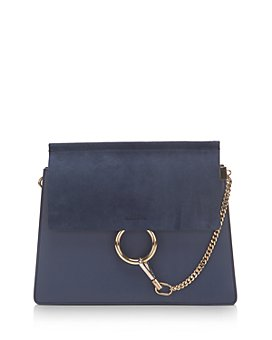 Chloé - Faye Medium Leather Shoulder Bag