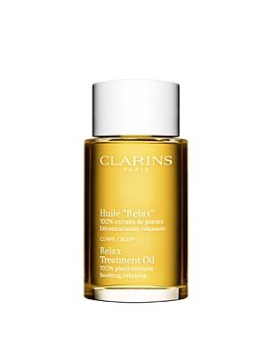 Relax Body Treatment Oil 3.4 oz.