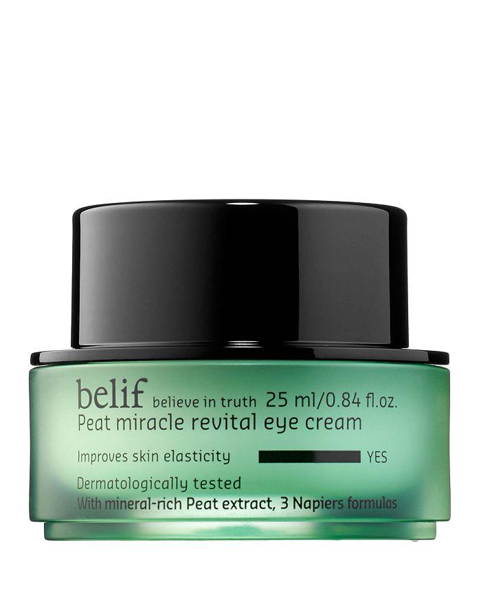 Belif Peat Miracle Revital Eye Cream 0.84 Oz.