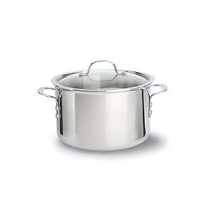 Calphalon Tri-Ply Stainless Steel 8-Quart Covered Stock Pot plus size,  plus size fashion plus size appare