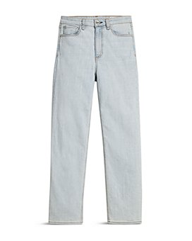 rag & bone - Nina High Rise Ankle Cigarette Jeans in Cln Edgevi