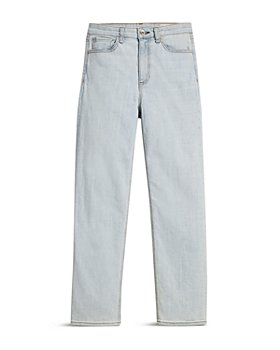 rag & bone - Nina High Rise Ankle Cigarette Jeans in Clean Edgeview