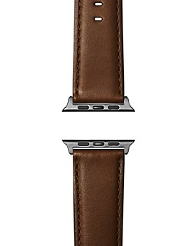 Shinola - Abilene Leather Strap for Apple Watch®, 20mm