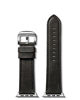 Shinola - Leather Strap for Apple Watch®, 24mm