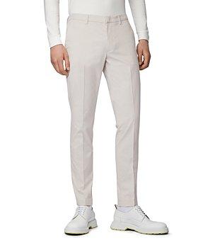 BOSS - Slim Fit Travel Pants
