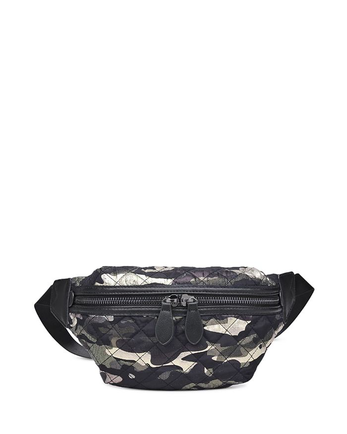 Sol & Selene - Side Kick Small Camouflage Belt Bag