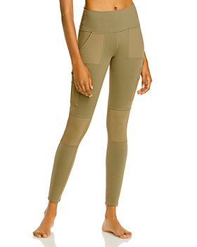 Alo Yoga - High Waist Cargo Leggings