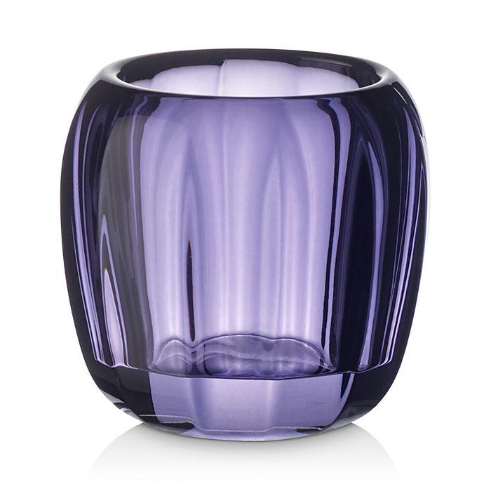 Villeroy & Boch - Coloured Delight Crystal Tealight Holder