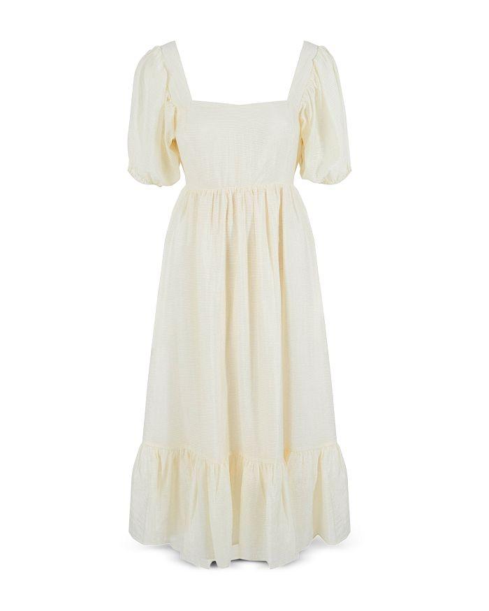 WAYF - Lucca Cutout Midi Dress
