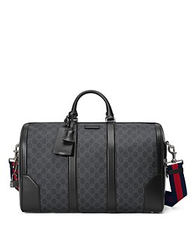 Gucci - GG Supreme Canvas Duffel Bag