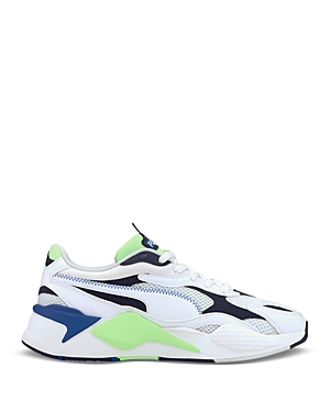 Puma MEN'S RS-X MILLENNIUM LACE UP SNEAKERS