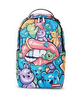 Sprayground - Unisex Yummy Gummy Lips Backpack