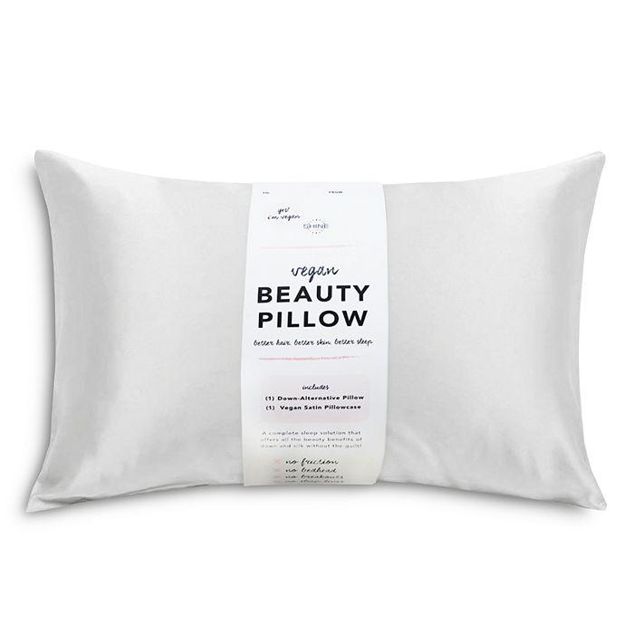 NIGHT - Vegan Beauty Satin Pillow