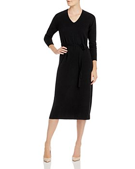 C by Bloomingdale's - Cashmere Midi Dress - 100% Exclusive