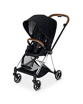 Cybex - MIOS Stroller with Chrome/Brown Frame