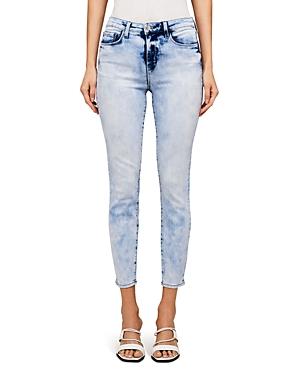 L\\\'Agence Margot High Rise Skinny Jeans in Celestial-Women