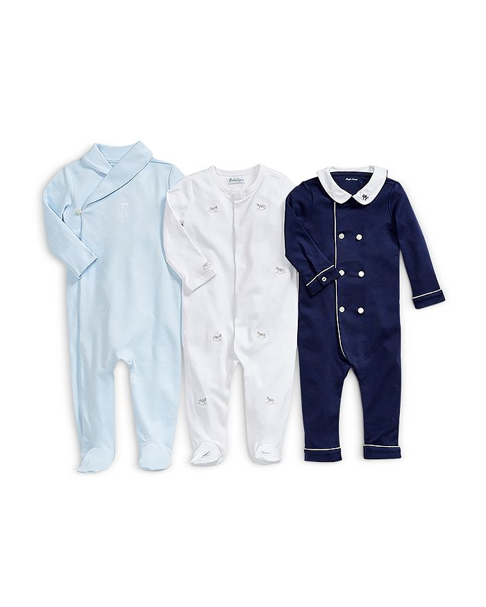 Ralph Lauren - Boys' Cotton Coverall Collection - Baby
