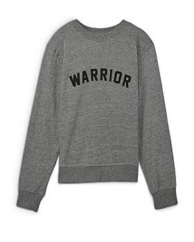 Spiritual Gangster - Girls' Warrior Crewneck Shirt - Little Kid, Big Kid