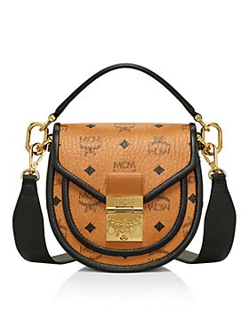 MCM - Patricia Visetos Mini Shoulder Bag