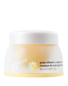 Saturday Skin - Yuzu Vitamin C Sleep Mask 1.69 oz.