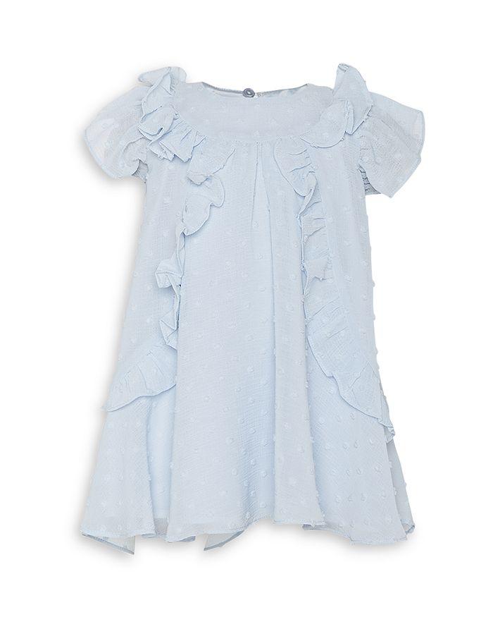 Bardot Junior Girls' Ocilia Ruffle Dress - Baby In Sky