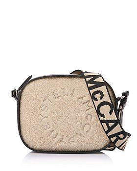 Stella McCartney - Mini Faux Shearling Camera Bag