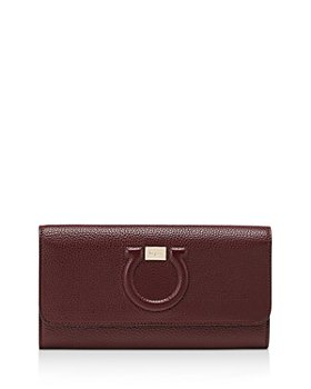 Salvatore Ferragamo - Mini Leather Chain Wallet