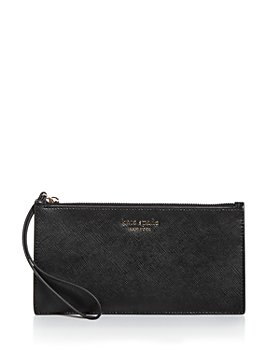 kate spade new york - Phone Leather Wristlet