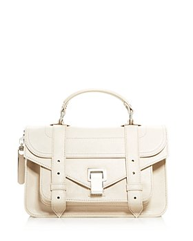 Proenza Schouler - Lux Leather PS1 Tiny Crossbody
