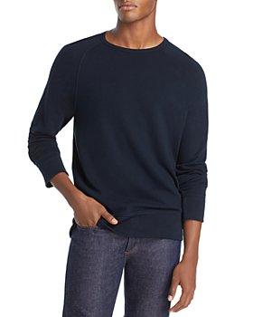 Vince - Garment Dyed Crewneck Sweatshirt