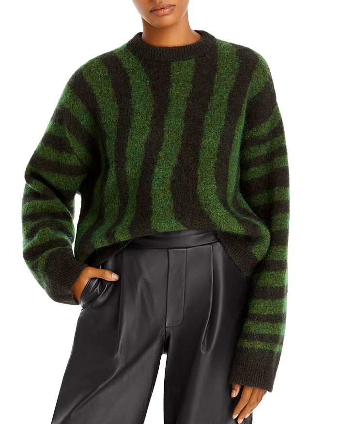 REMAIN - Cami Striped Sweater