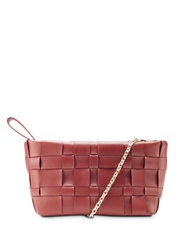 3.1 Phillip Lim - Odita Lattice Leather Pouch