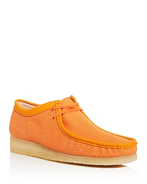 Clarks Men\\\'s Wallabee Woven Chukka Boots