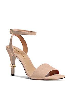 COACH - Women's Regina Ankle Strap Sandals