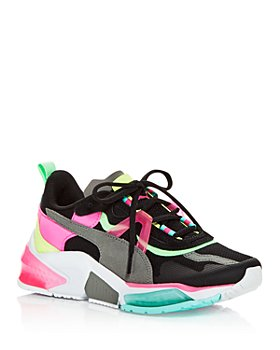 PUMA - Women's LQDCELL Optic Pax Low-Top Sneakers