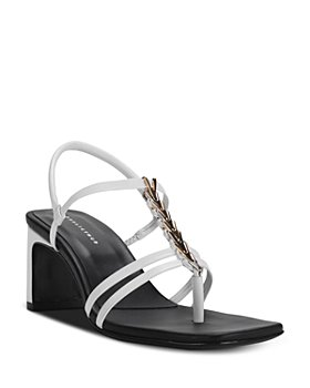 Dorateymur - Women's Narcissist Thong Sandals